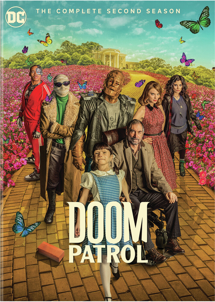 Doom Patrol: Complete Second Season - Doom Patrol: The Complete Second Season (DC)