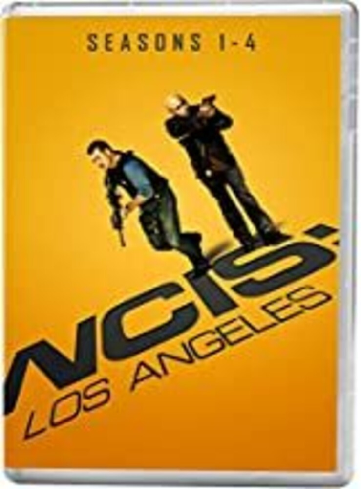 NCIS: Seasons 1-4 - NCIS: Naval Criminal Investigative Service: Seasons 1-4