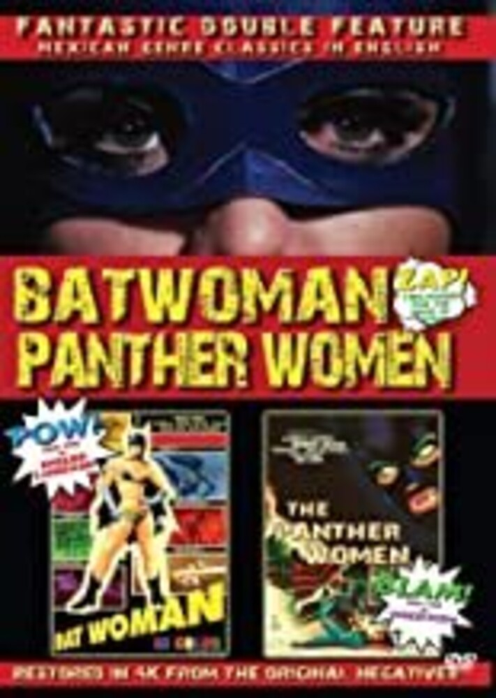 Batwoman & the Panther Women - Batwoman & The Panther Women