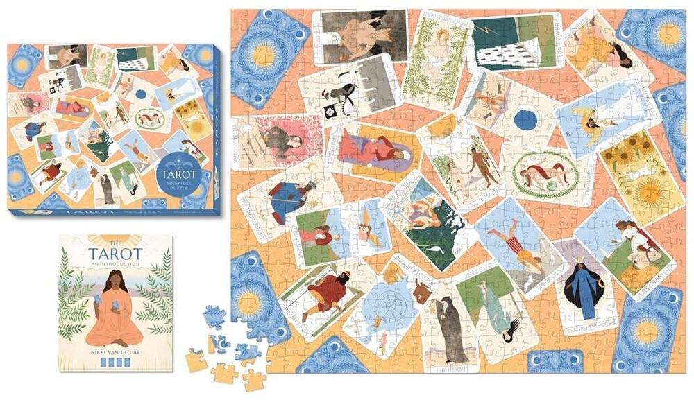 Van De Car, Nikki - Tarot 500-Piece Puzzle