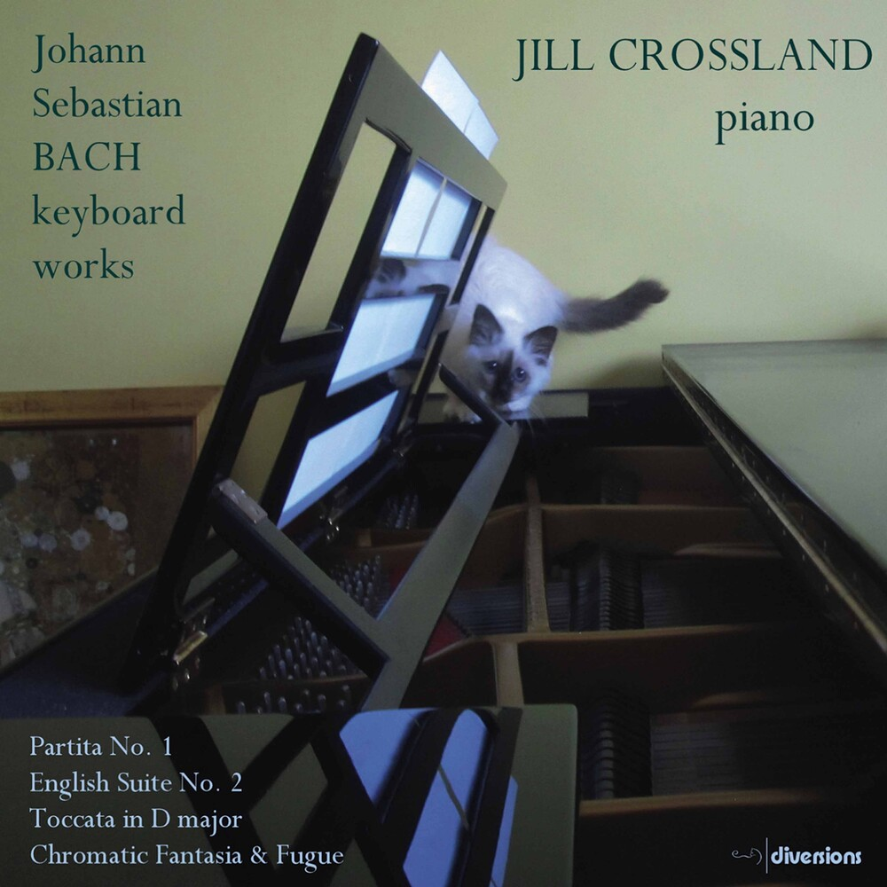 Jill Crossland - Keyboard Works