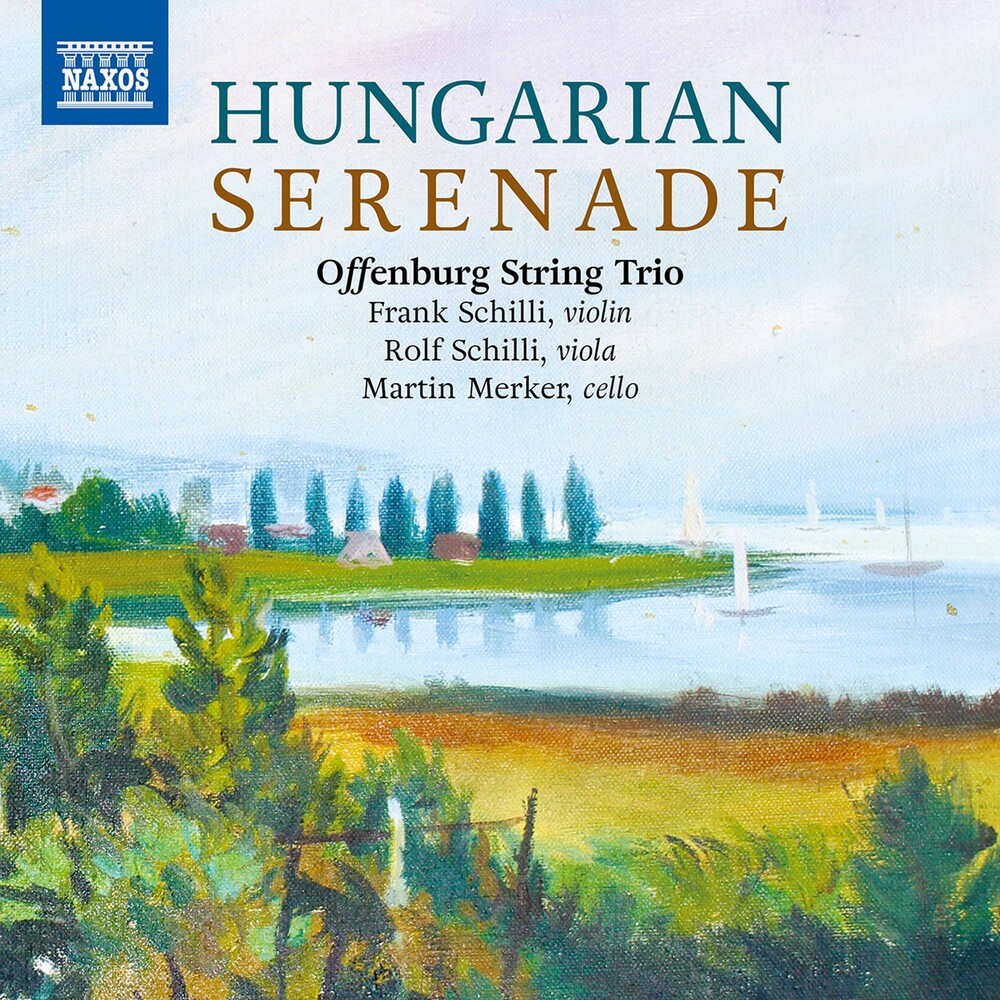 Hungarian Serenade / Various - Hungarian Serenade / Various