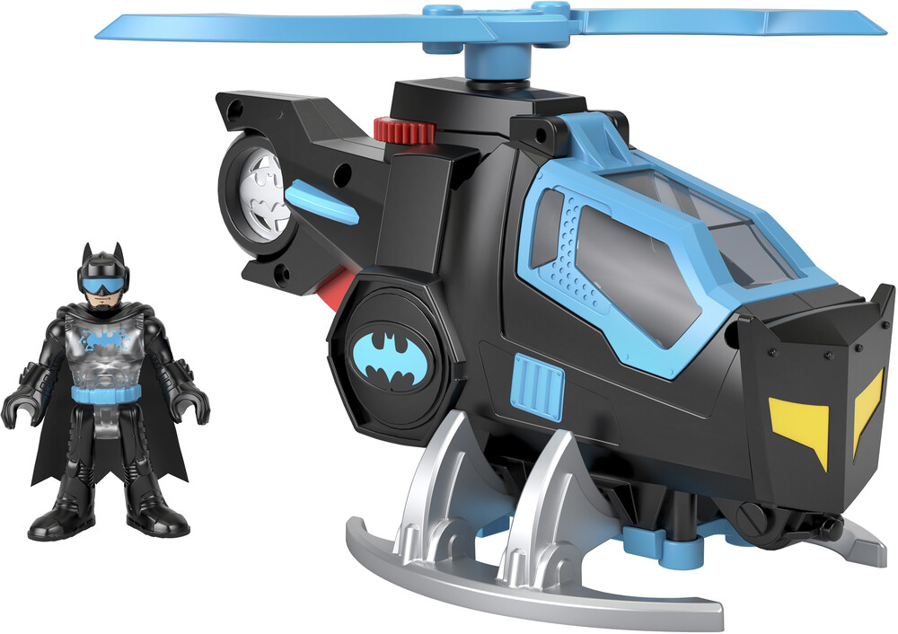 Imaginext Dc Super Friends - Fisher Price - Imaginext DC Super Friends Bat Tech Batcopter (DCSF)