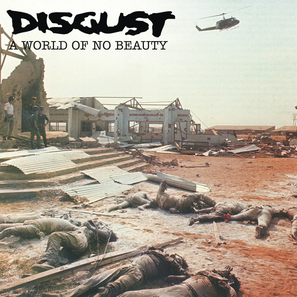 Disgust - World Of No Beauty / Thrown Into Oblivion (Can)