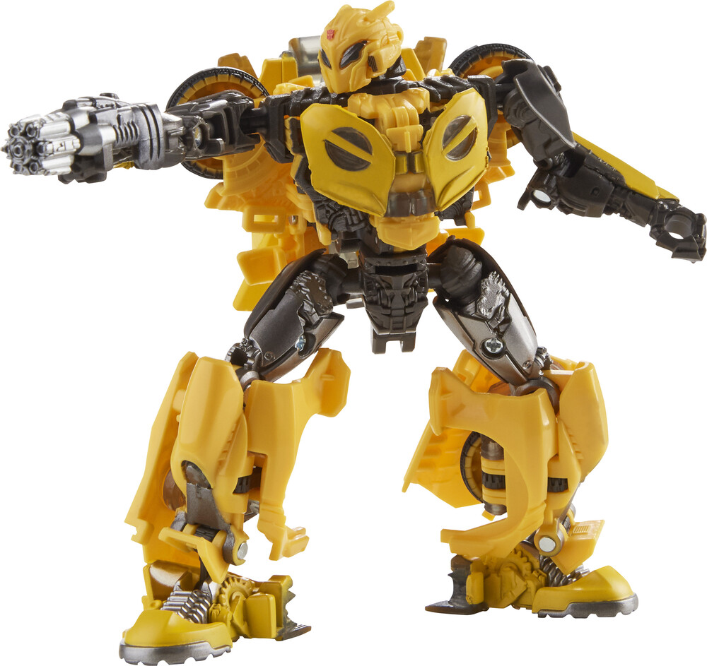 Tra Gen Studio Series Dlx Tf6 Bumblebee - Hasbro Collectibles - Transformers Generations Studio Series DeluxeTf6 Bumblebee