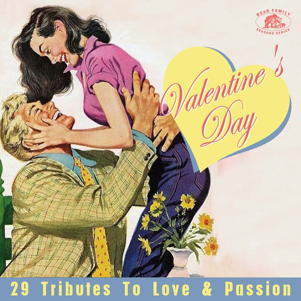 Season's Greetings: Valentine's Day Tributes / Var - Season's Greetings: Valentine's Day Tributes To Love & Passion   (Various Artists)