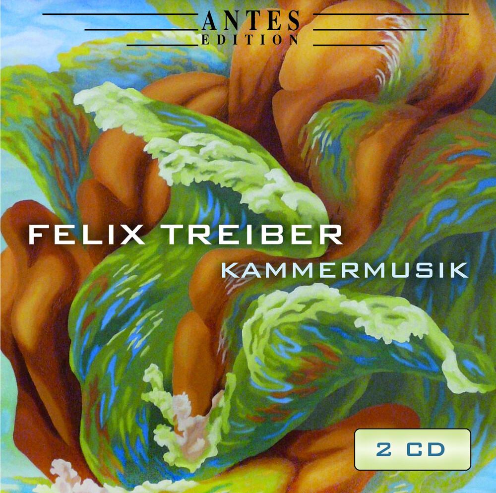 Treiber - Kammermusik 2005-2018