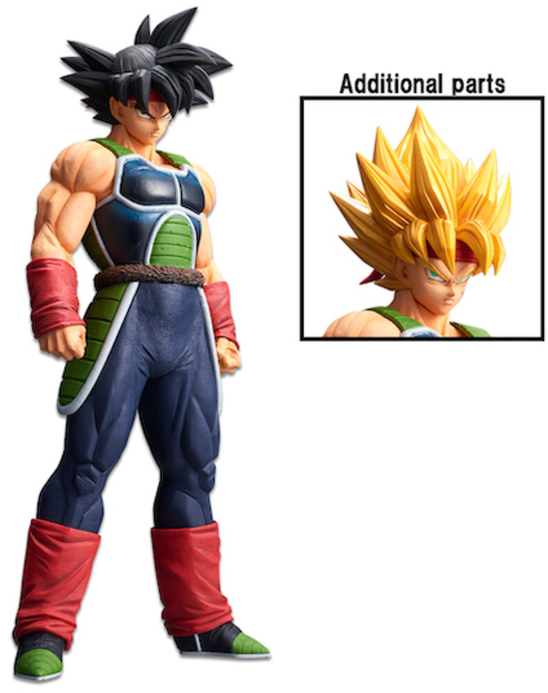 Banpresto - Dragon Ball Z Bardock Grandista Nero Figure