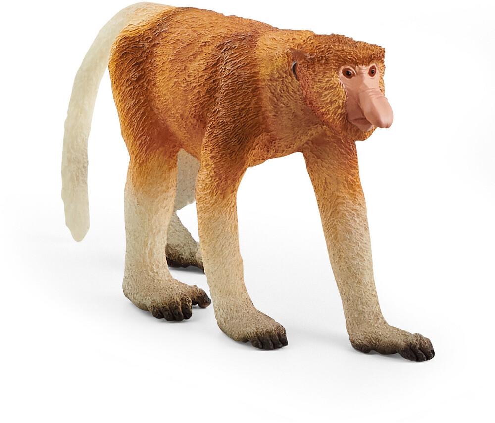 Schleich - Proboscis Monkey