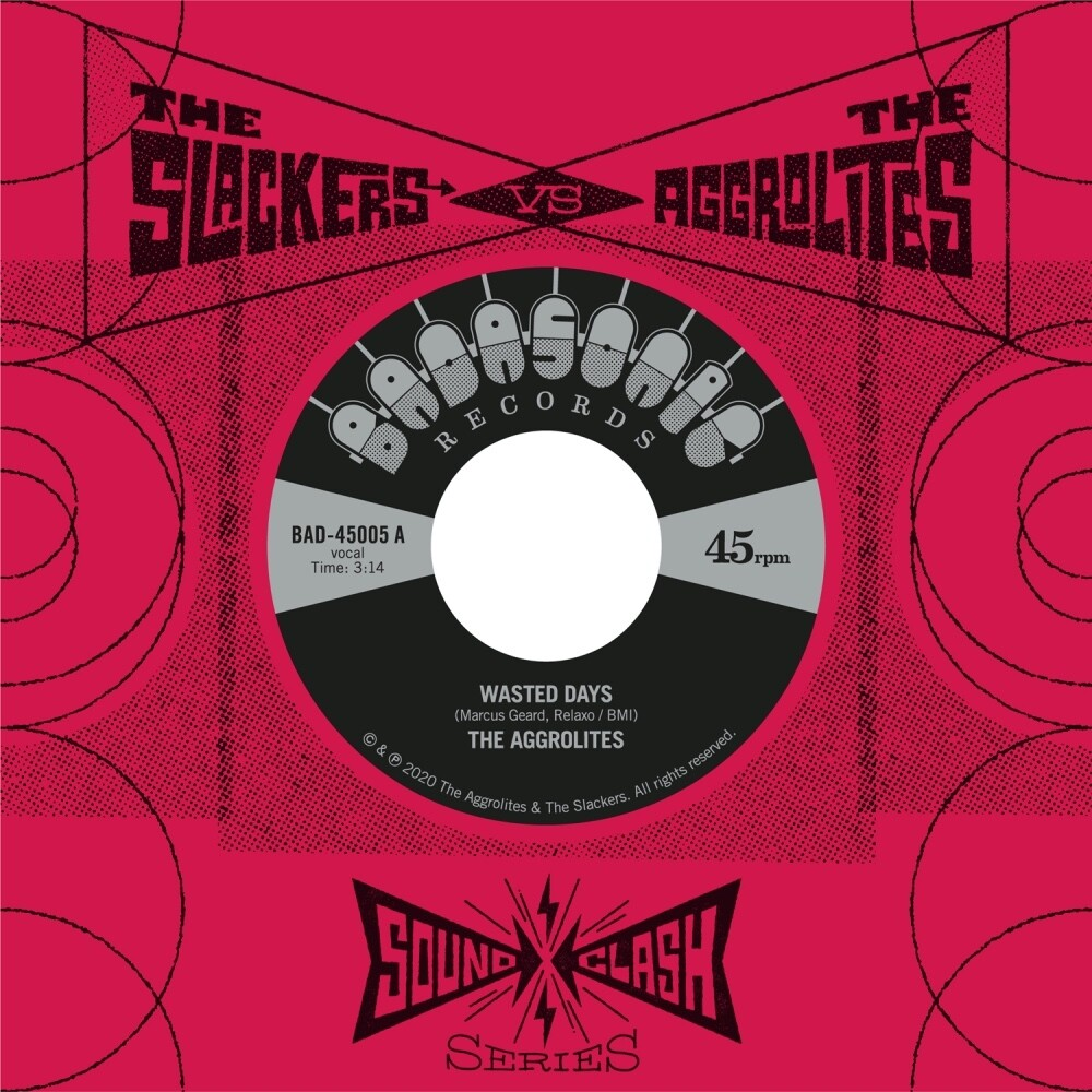 Aggrolites & The Slackers - Soundclash Series