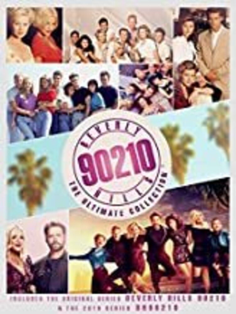 Beverly Hills 90210: The Ultimate Collection - Beverly Hills 90210: The Ultimate Collection