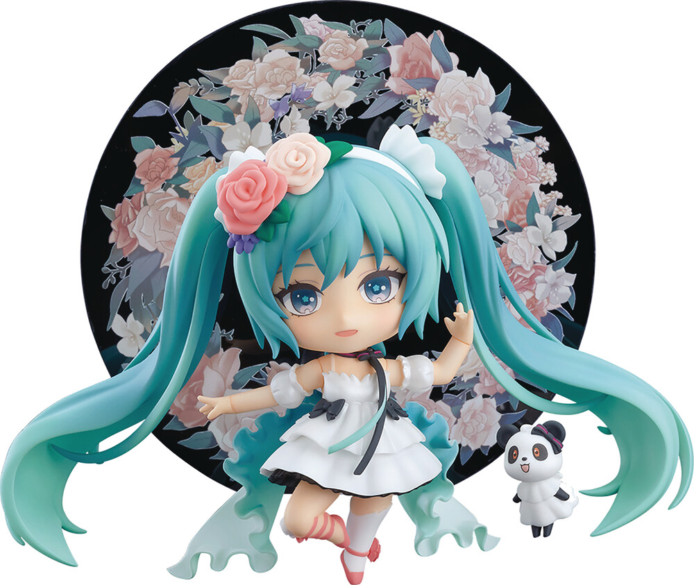 Good Smile Company - Good Smile Company - Char Vocal Ser 01 Hatsune Miku With You 2019Nendoroid Action Figure