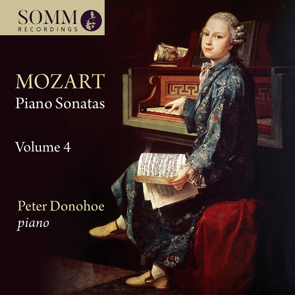 Peter Donohoe - Piano Sonatas 4