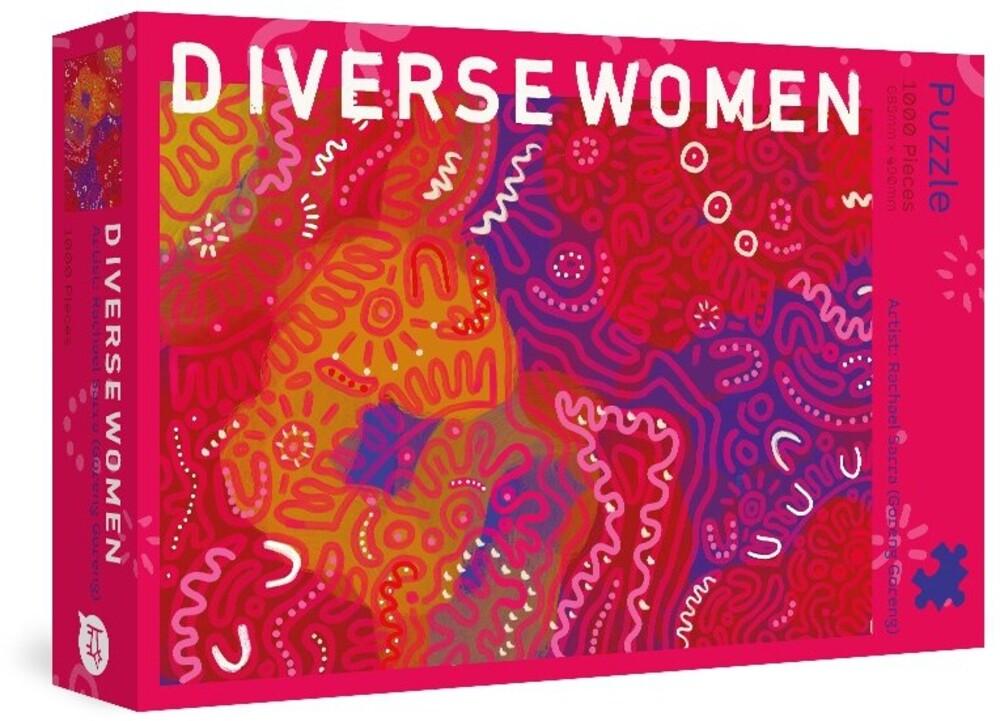 - Diverse Women: 1000 Piece Puzzle