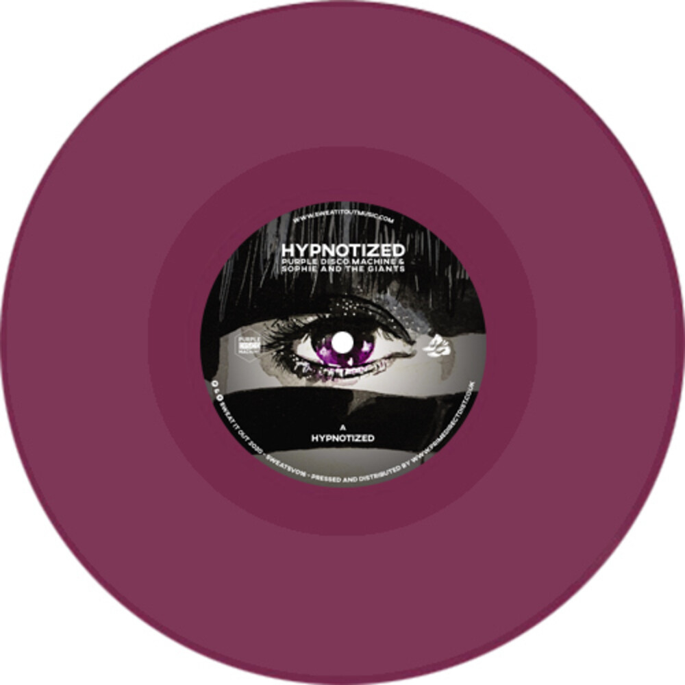 Purple Disco Machine / Sophie & The Giants - Hypnotized