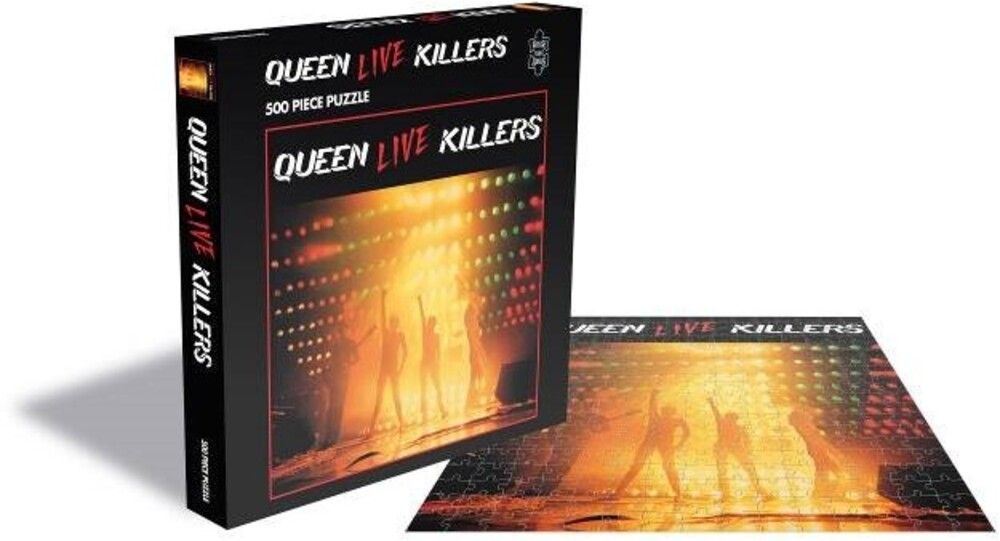 - Queen Live Killers (500 Piece Jigsaw Puzzle)