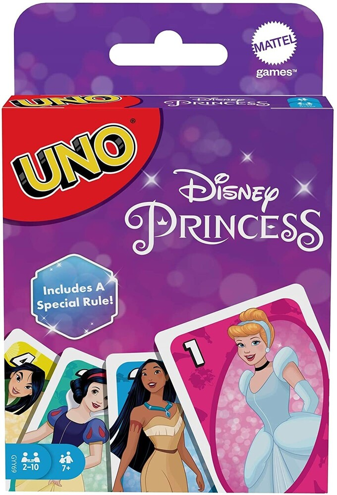 - Mattel Games - UNO Disney Princess