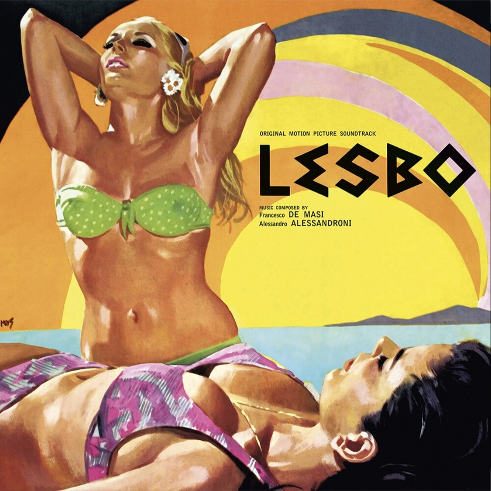 De Francesco Masi  (Blk) (Ltd) (Ita) - Lesbo / O.S.T. (Blk) [Limited Edition] (Ita)