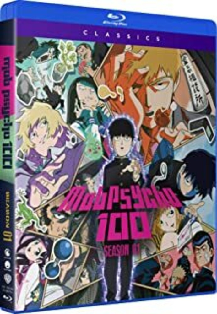 - Mob Psycho 100: Season 1 - Classics (2pc) / (2pk)