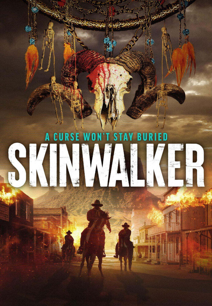 Amelia Haberman - Skinwalker Dvd
