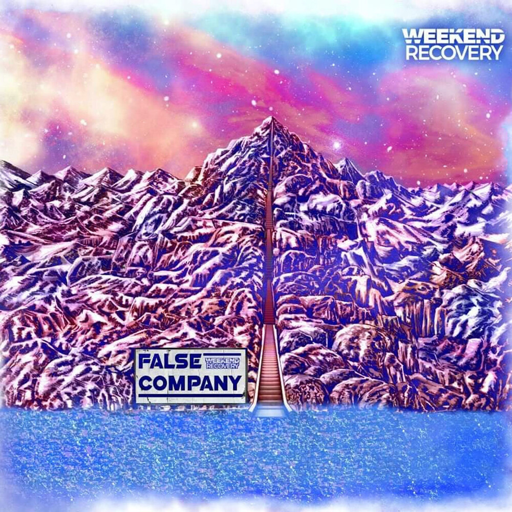 Weekend Recovery - False Company (Purple Vinyl) [Colored Vinyl] (Purp)