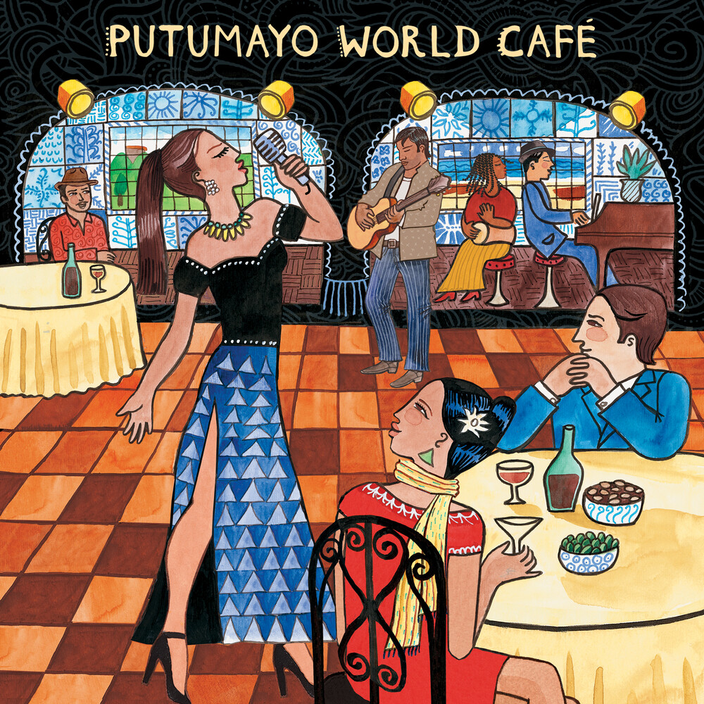 Putumayo Presents - Putumayo World Cafe [Digipak] [Download Included]