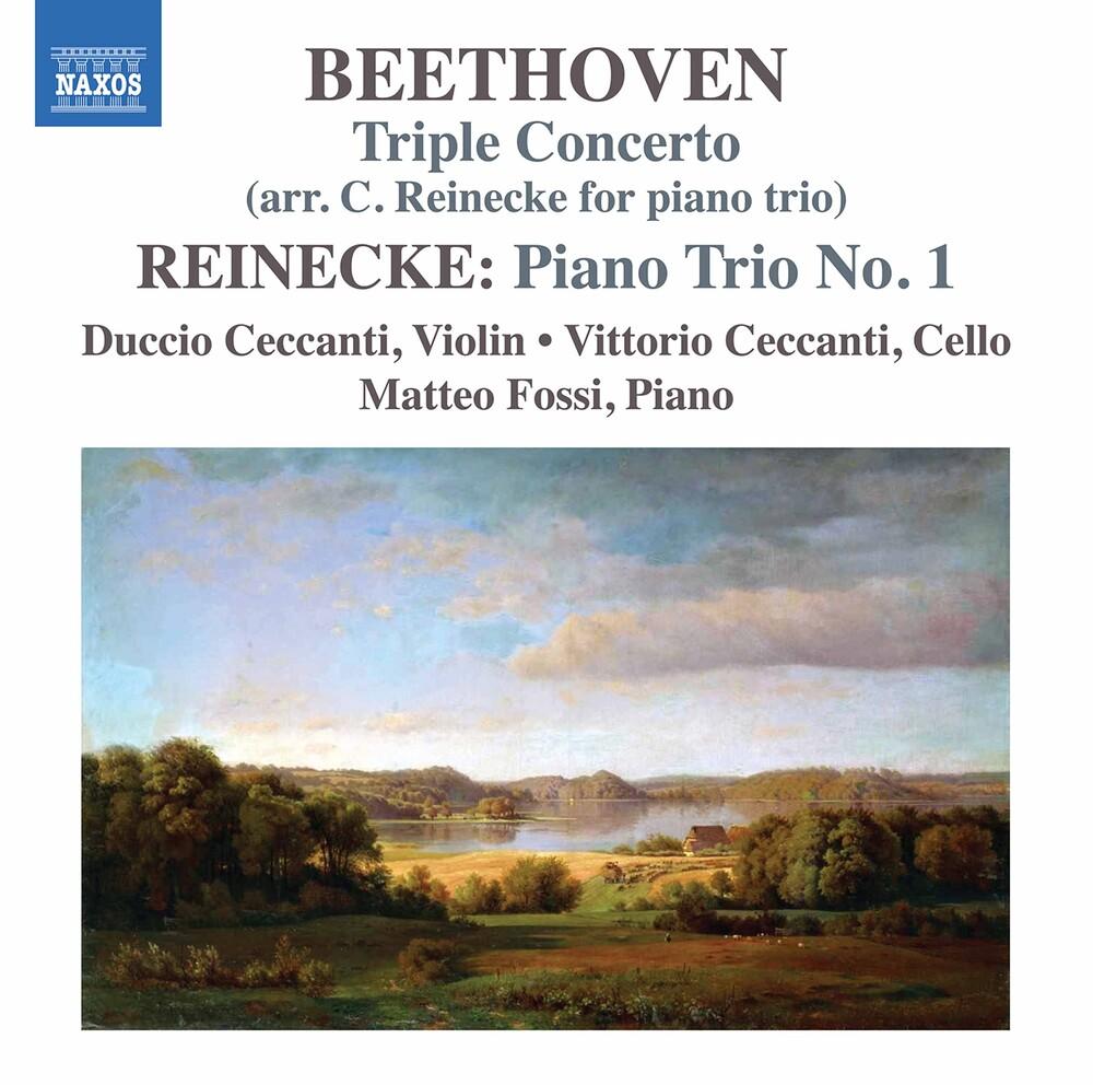 Beethoven / Fossi - Triple Concerto