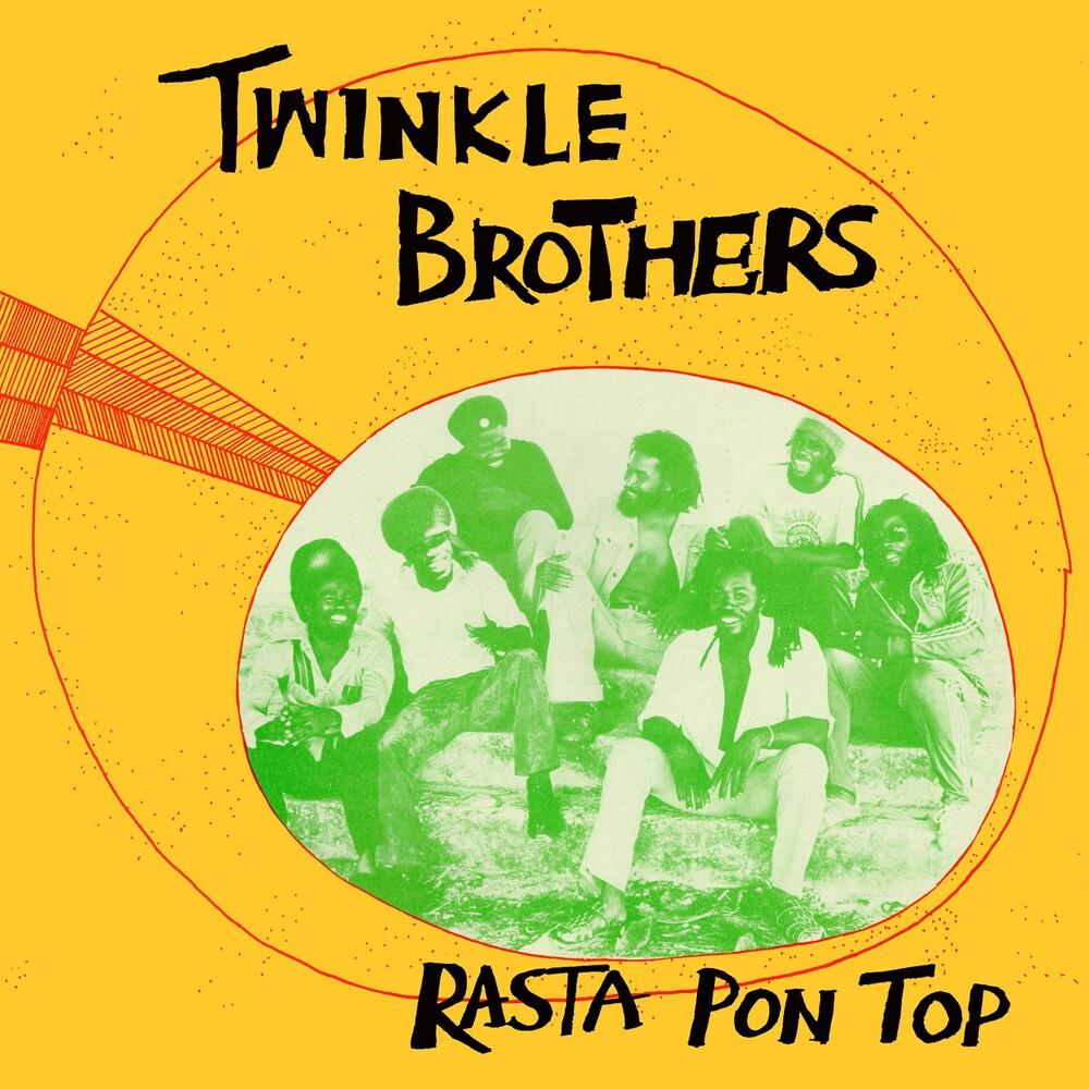Twinkle Brothers - Rasta Pon Top [Colored Vinyl] [180 Gram] (Red)