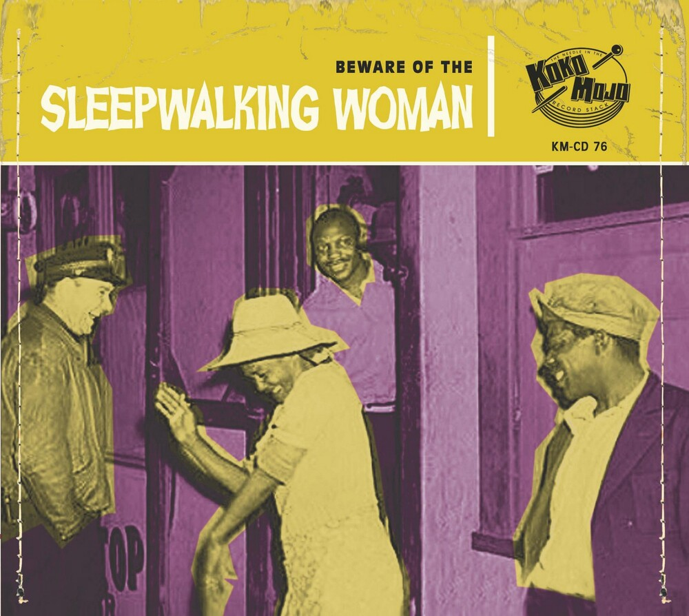 Sleepwalking Woman / Various - Sleepwalking Woman / Various