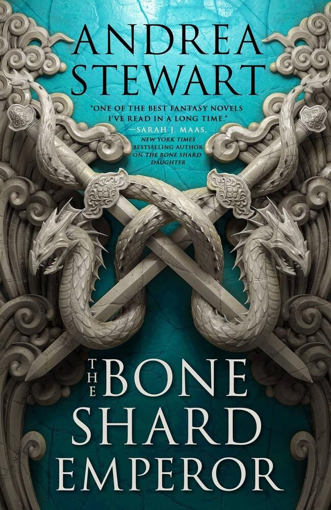 Andrea Stewart - Bone Shard Emperor (Hcvr) (Ser)
