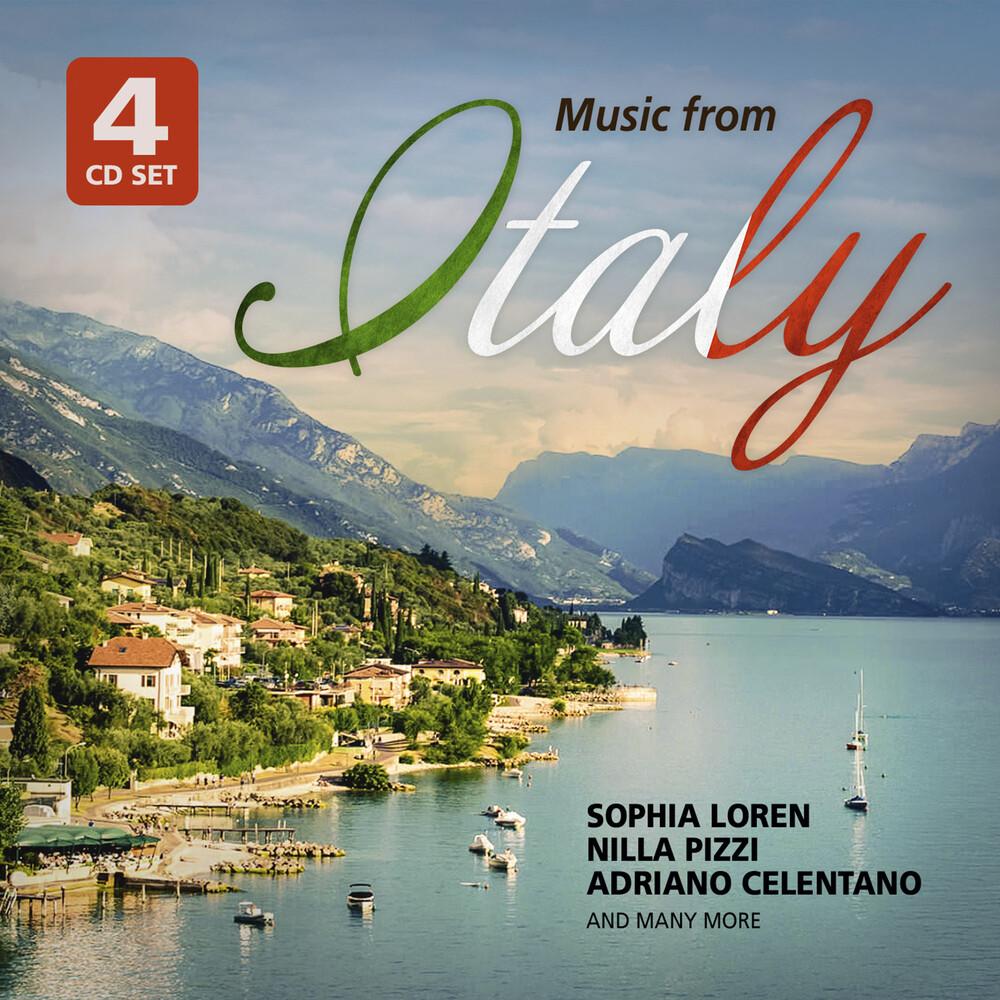 Music From Italy / Various - Music From Italy / Various