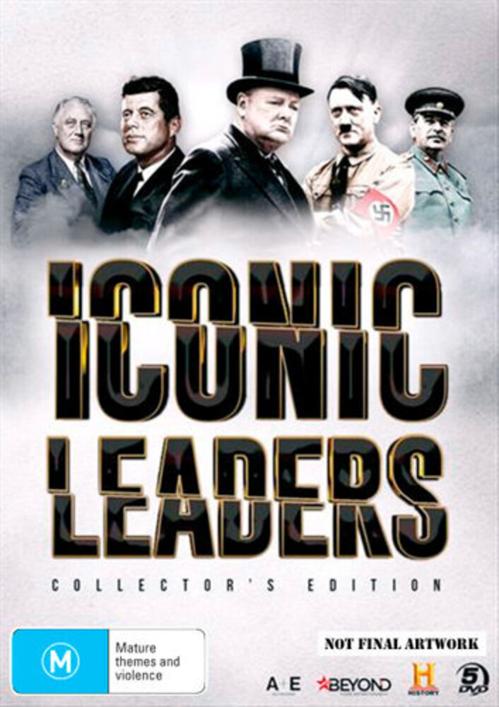 - Iconic Leaders (5pc) / (Aus Ntr0)