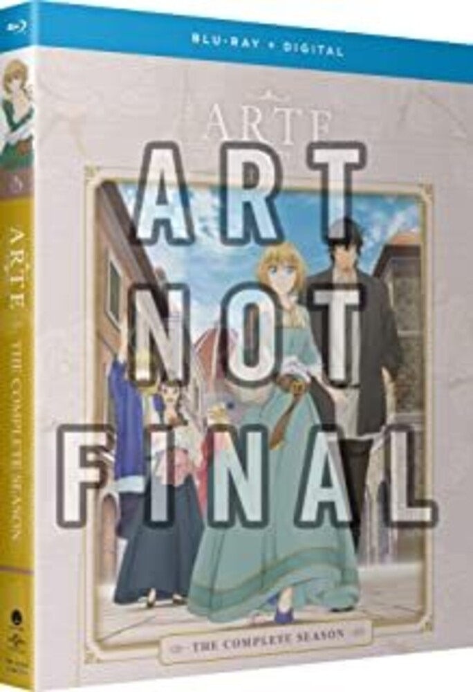 - Arte: Complete Season (2pc) / (2pk Digc Sub)