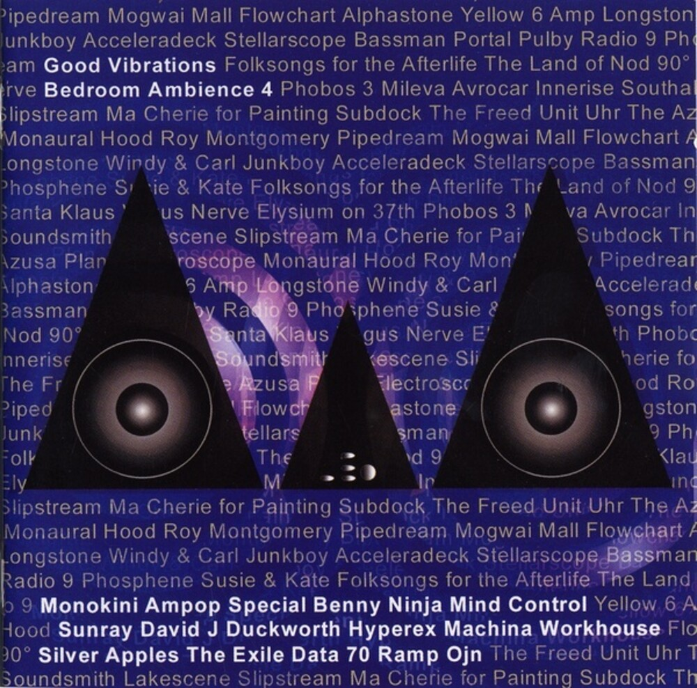 Good Vibrations: Bedroom Ambience 4 / Various - Good Vibrations: Bedroom Ambience 4 / Various