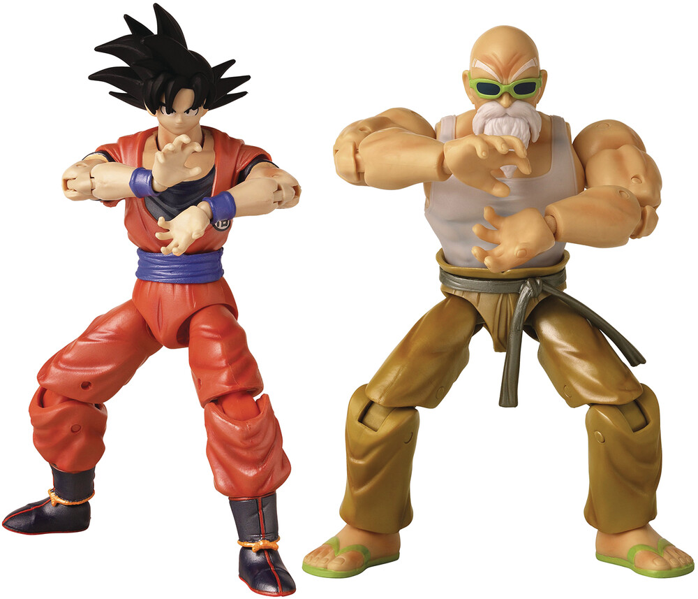 - Goku & Mutenroshi 2021 Convention Exclusive (Afig)