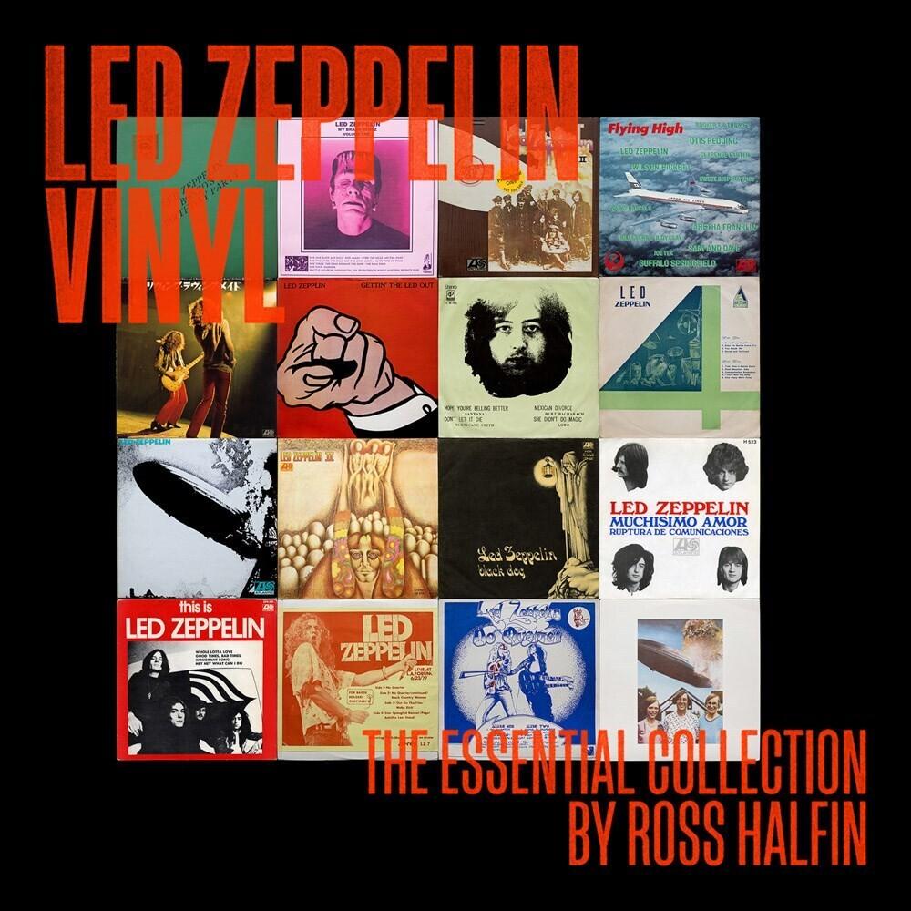 Ross Halfin - Led Zeppelin Vinyl (Hcvr)