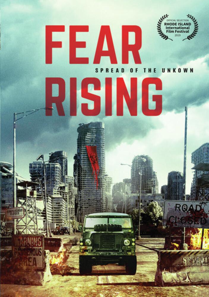 - Fear Rising / (Mod Ac3 Dol)