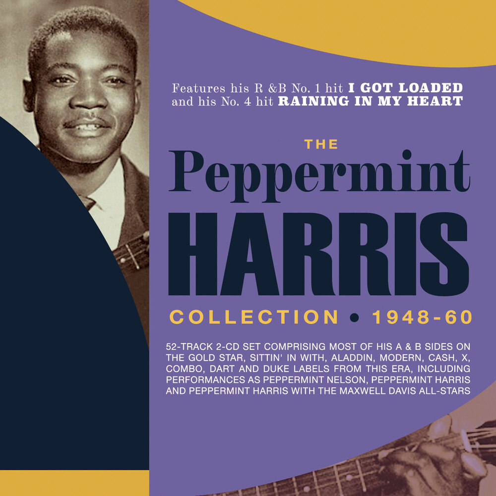Peppermint Harris - Peppermint Harris Collection 1948-60