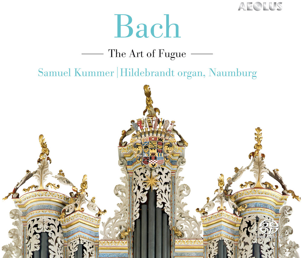 J Bach .S. / Kummer - Art Of Fugue (Hybr) (2pk)