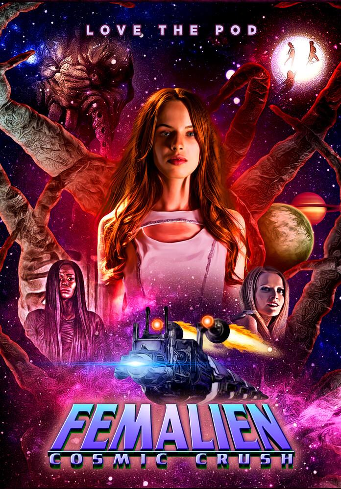 Femalien: Cosmic Crush - Femalien: Cosmic Crush