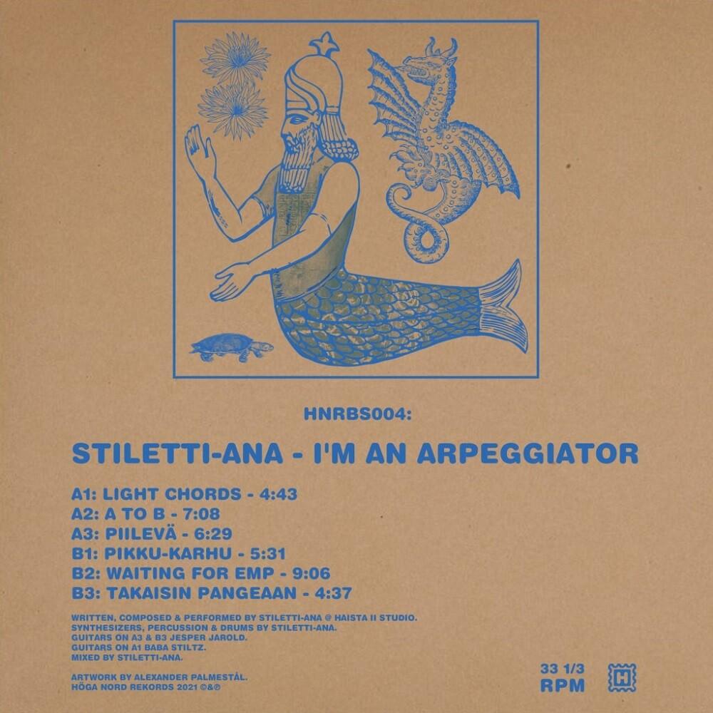 Stiletti-Ana - I'm An Arpeggiator