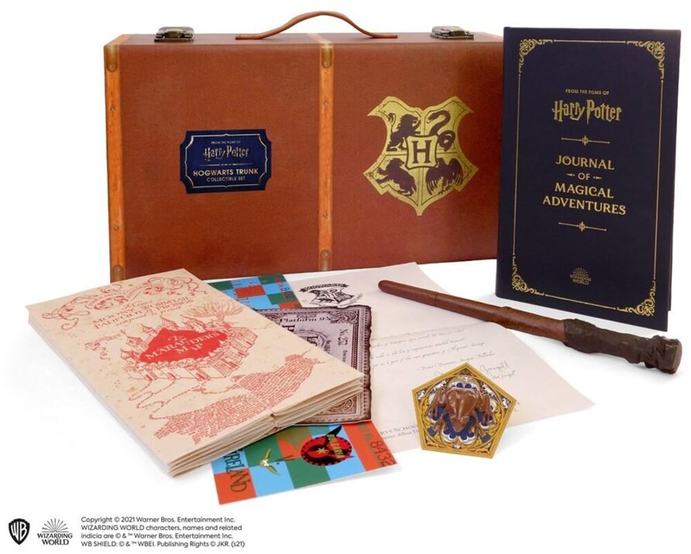 Donald Lemke - Harry Potter Hogwarts Trunk Collectible Set (Box)