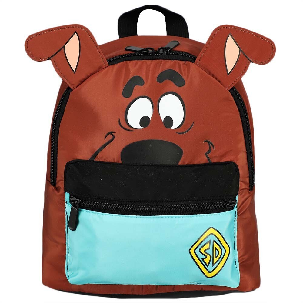 Scooby Doo Decorative 3D Mini Backpack - Scooby Doo Decorative 3d Mini Backpack (Back)