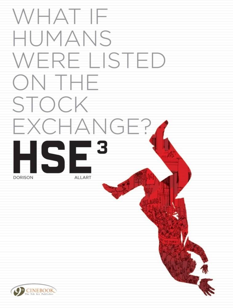 Xavier Dorison - Hse Human Stock Exchange 3 (Gnov) (Ppbk)