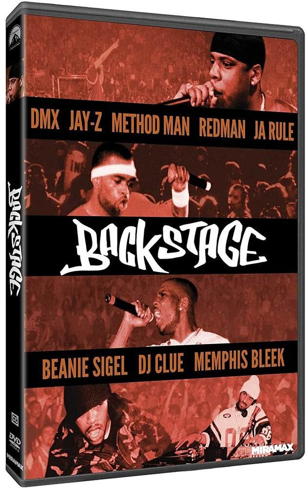 - Backstage / (Amar Sub Ws)