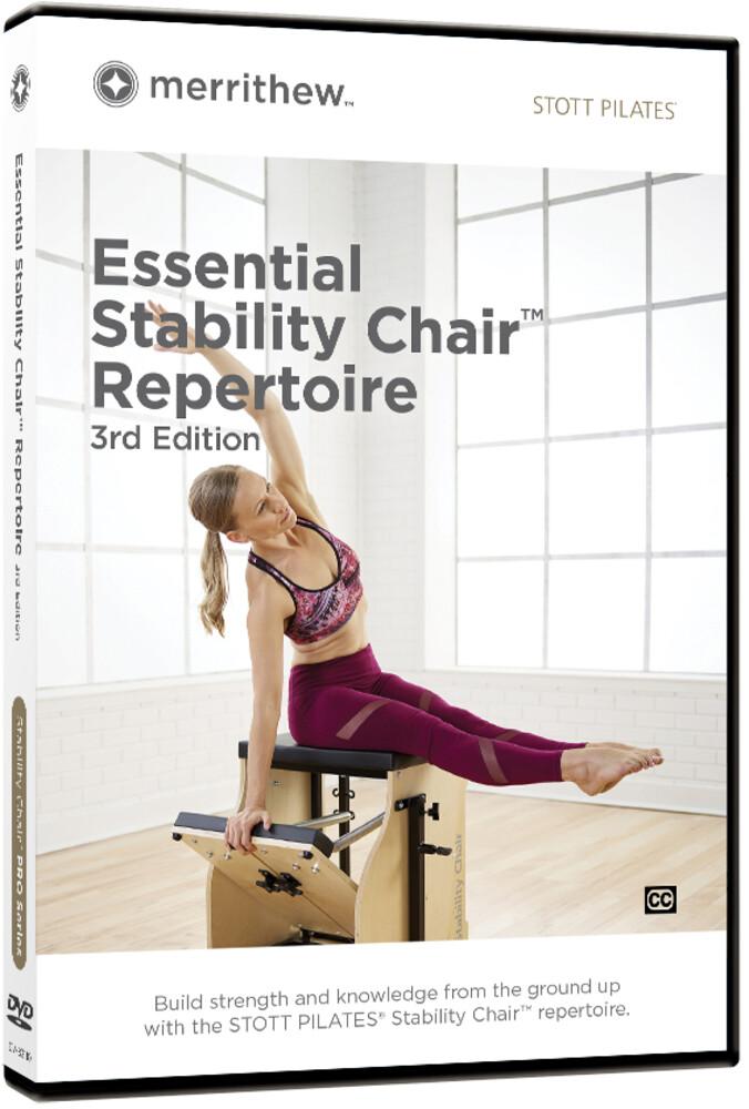 - Stott Pilates Essential Stability Chair Rep 3rd Ed