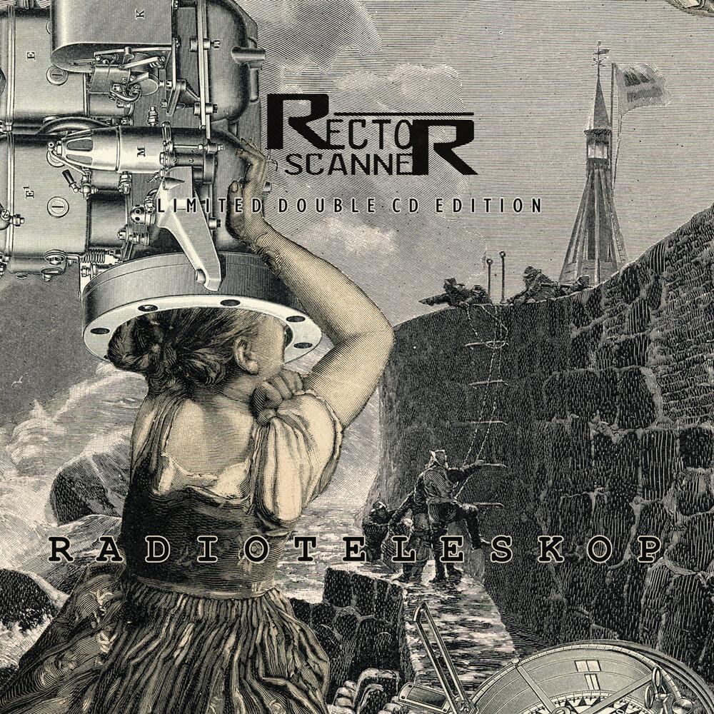 Rector Scanner - Radioteleskop