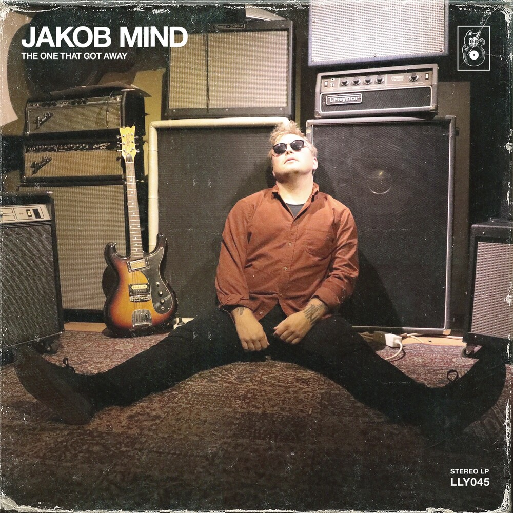 Jakob Mind - One That Got Away (Blue) [Clear Vinyl] [Limited Edition]