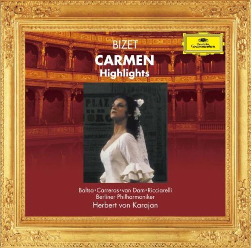 Bizet / Herbert Karajan  Von - Bizet: Carmen - Highlights (Shm) (Jpn)
