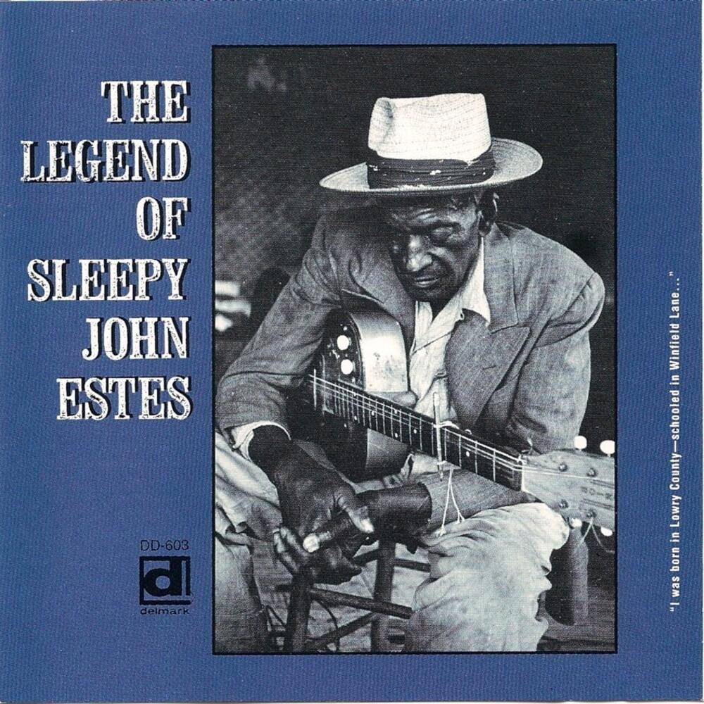 Sleepy John Estes - Legend Of Sleepy John Estes